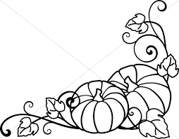 776x605 Fall Festival Black And White Clipart