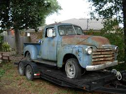 Fancy Old Chevy Project Trucks For Sale Collection - Classic Cars ...