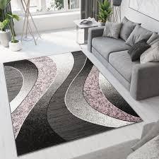 teppich wohnzimmer schlafzimmer esszimmer kurzflor