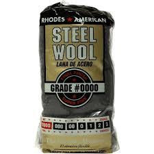 american steel wool grade 0000 12 pads