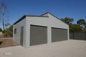 104 Skillian Roof Shepparton Garages And Skillion Sheds All Sheds