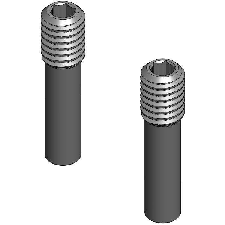 MIP SHSS M3 x .099 Pin Screw - 2pk
