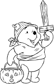 Kid Friendly Halloween Coloring Pages