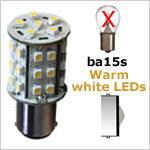 12 volt led bulbs bayonet ba15s led bulbs