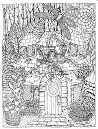 Free Printable Difficult Coloring Pages For Adults 4