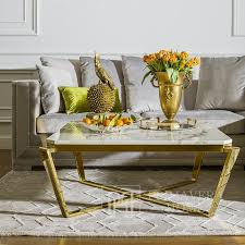 couchtisch für ralph wohnzimmer gold