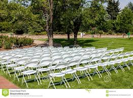 White Folding Chairs On Green Lawn Stock Photo - Image Of ... Trex Outdoor Fniture Cape Cod Classic White Folding Plastic Adirondack Chair Mandaue Foam Folding Wimbledon Wedding Chair View Swii Product Details From Foshan Co Ltd On Alibacom Vintage Chairs Sandusky Seat Metal Frame Safe Set Of 4 Padded Hot Item Fan Back Whosale Ding Heavy Duty Collapsible Lawn Black Lifetime 42804 Granite Pack Www Lwjjby Portable Chairhigh Leisure China Slat Pad Resin