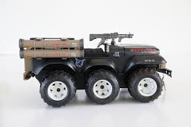 100 Sylvester Stallone Truck RAMBO DEFENDER 6x6 1985 Toy Car Action Figure Accessory Etsy