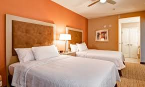 One Bedroom Suite At Palms Place by Anaheim Hotels Near Convention Center Homewood Suites