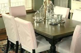 Dining Chairs Grey Short Chair Covers Sure Fit Uk