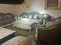 barock garnitur 4 2 2 sofa sessel komplett farbauswahl neu