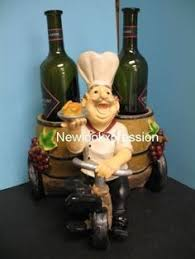Fat Italian Chef Kitchen Theme by Amazon Com Bistro Fat Chef Paper Towel Holder Kitchen U0026 Dining