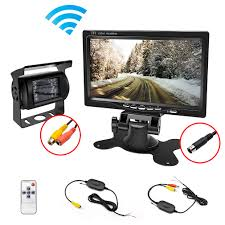 Wireless Backup Camera Waterproof And Car Monitor / 7″ TFT LCD Color ... Backup Camera Rearview Mirror For Carvehicletruck Hd Tommy Gate Rear And Sensor Bar Kit 42015 Chevrolet 24v Truck Waterproof Car Reverse Lwt01 For Bmw Best Resource Wireless Car Bus View 7 Lcd Monitor Ir Howto Rear Backup Camera Mod Page 5 Toyota 4runner Forum Bus Szhen Autochose Technology 43 Inch Tft Lcd Led Ir Reversing 2018 2 Xvehicle Vehicle Warning System My Does What Lvadosierracom 2002 Silverado Articles Wireless X 18 Led Parking