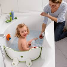 Infant Bathtub Seat Ring by Badewannen Abtrennung Save Water Bathtubs And Tubs