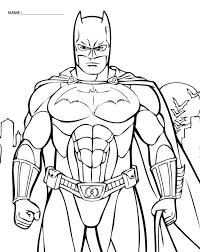Lofty Design Batman Coloring Book Color Pages AZ