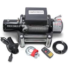 Shop Arksen 12 Volt Electric Recovery Winch With Remote Control ... Winch Time Ultimate Tow And Work Truck Upgrades Photo Image Gallery F150 Warn Bed Rail Mount Youtube 2015 Ram Power Wagon Demstration Truck Mountable Winch For Sale Junk Mail Winches Exterior Car Accsories The Home Depot Arbil 4x4 The Official Uk Distributor Of Warn Arb Safari Zl12000lb1 Electric For Trailer Jeep 12000lb Recovery Fullsize Modular Deluxe Bumper 95960 Zeon 12s Platinum 12000 Lbs 1988 Chevrolet C70 Bucket Truck With Winch Item 5228 Sol Cover Plate Front Bumpers 2500 Westin Automotive