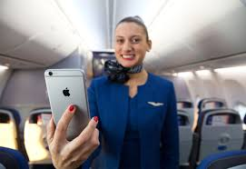 United brings the iPhone 6 Plus on board for 23 000 flight