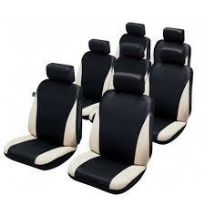 housse si e voiture housses de siège auto monospace 7 places housses