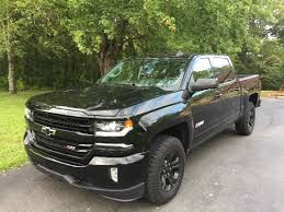 100 Chevy Ltz Truck Test Drive Silverado 1500 LTZ Gets Midnight Edition Times