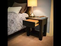 Magnetic Locks For Furniture by Secret Compartment Nightstand Hidden Compartment Magnetic Lock