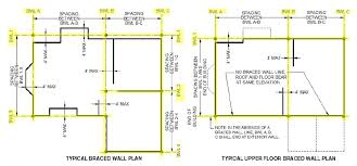 Ceiling Joist Span Tables by 4 4 3 2 Floor Plans Building Criteria Manual Austin Tx