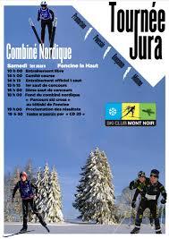 ski club mont noir comité départemental du doubs saut à ski et combiné nordique