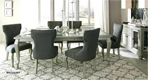 Round Glass Dining Room Table Sets Cool Living