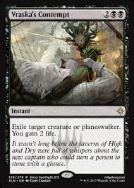 Mtg Control Deck Standard by Scgdfw Tournament Report 10th Place With Grixis Control Mtg One
