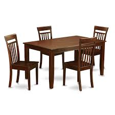 DUCA5-MAH 5 Pc Dining Room Set For 4-Dining Table And 4 Dining ... Shop Psca6cmah Mahogany Finish 4chair And Ding Bench 6piece Three Posts Remsen Extendable Set With 6 Chairs Reviews Fniture Pating By The Professionals Matthews Restoration Tustin Chair Room Store Antoinette In Cherry In 2019 Traditional Sets Covers Leather Designs Dark Superb 1960s Scdinavian Design Rose Finished Teak Transitional Upholstered Mahogany Ding Room Chairs Lancaster Table Seating Wooden School House Modern Oval Woptional Cleo Set Finish Home Stag Extending Table 4