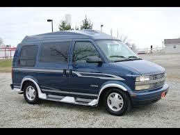 2000 Chevrolet Astro Conversion Van For Sale Dealer Dayton Troy Piqua Sidney Ohio