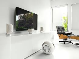 Living Room Theatre Boca by Bowers Wilkins