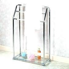 Towel Rack Height Wrought Iron Bathroom Bar Bathrooms Bars