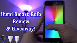 ilumi smartbulb review giveaway