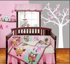 Owl Baby Bedding Tar