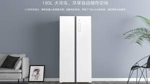 xiaomi mijia präsentiert den neuen intelligenten kühlschrank