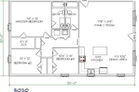 texas barndominiums 3bed 2 bath 50 x30 1500 sq ft 30x50 house