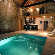 Amazing Ideas For Indoor Pool Designs Swimming Home Designing