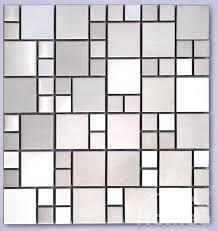 offer stainless steel mosaic tile mosaic supplier metal