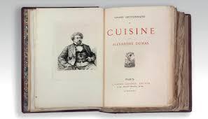 dictionnaire de cuisine dumas grand dictionnaire de cuisine alphonse lemerre 1873