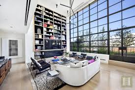 100 Nyc Duplex Apartments Penthouse At Cary Tamarkins High Line Condo Returns For 92