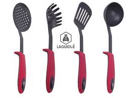 set ustensiles de cuisine set 4 ustensiles cuisine laguiole generation cuisine