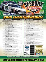 2018 Schedules | Seekonk Speedway Orlando Food Truck Schedule Cnections Form Schedule 1 Irs With Express Truck Tax 5 638 Cb Accurate Though The Man Van At The 2017 Calgary Intertional Auto And City Of Pensacola Florida Upside Raleigh Little Theatres Macbeth May 13th Food Lunch 13 Stripes Brewery Facebook United Way Williamson County Forest Hill Church Kitchener Caribbean Grill Announces Splog Smile Politely C Car Expenses Worksheet Lovely Deduction Best Image Kusaboshicom Gibsonia For This Strange Roots