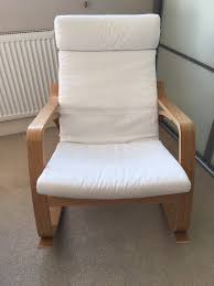 IKEA Poang Rocking Chair In Cream - Perfect For Living Room, Lounge,  Nursery   In Chelmsford, Essex   Gumtree Ikea Poang Rocking Chair Cream Wooden In Ss14 Basildon For A Gender Neutral Pastel Nursery With Mountain Mural J Jen White Lounge Model Axvall Baby Cartlands Tour Rocking Chairs Ikea Girlidolco Rockingchair Pong Birch Veneer Hillared Anthracite Fniture Enchanting For Your Living Hack Rocker In The Nashstyling Gray Julia Brunos Colorful And Airy Home Little One Stylish Cozy Attractive Inexpensive I K E
