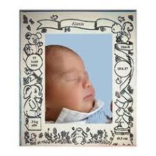 cadre photo bapteme personnalise cadre photo personnalisé cadeau pour baptême