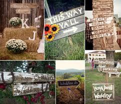 Cheap Wedding Decorations Diy by Various Diy Country Wedding Decoration Ideas Wedding Decor Theme