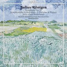 RÖNTGEN Symphonietta Humoristica Suite