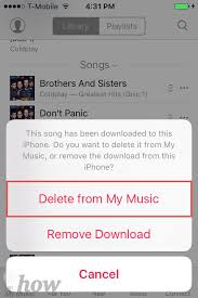 How to Delete Music and Albums from iPhone in iOS