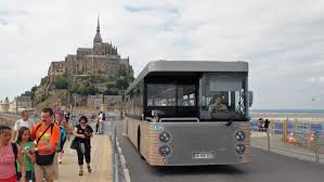 mont michel parking 2018 transportation to mont st michel in normandy