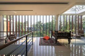 100 Glass Walled Houses Wooden Slats Walls And Modern Grandeur Gallery House
