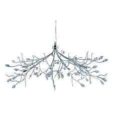 searchlight willow 10 light crystal chandelier reviews wayfair
